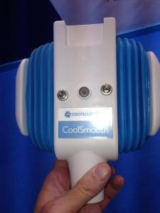 Coolsmooth Handpiece for Coolsculpting